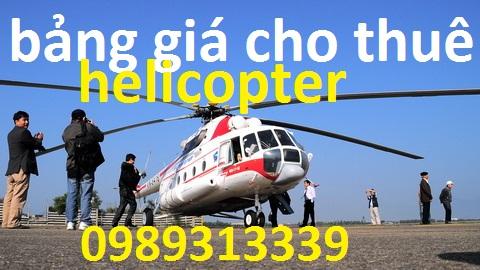 Image result for cho thuê trực thăng